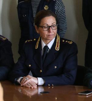 RAVENNA 28/11/2017. POLIZIA, QUESTURA DI RAVENNA. CONFERENZA PER ARRESTI TRAFFICO DI DROGA