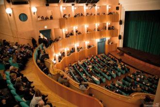 Sala Teatro Regina Cattolica