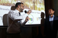 Annuncio Social Travel Summit A Ravenn