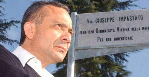 Impastatog..jpg Giovanni Impastato Pronto A Passare La Mano Ora Tocca Alle Nuove Generazioni