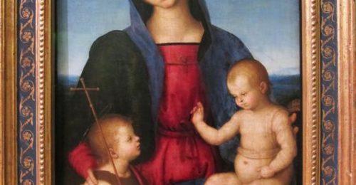 A Rimini La 'Madonna Diotallevi' Di Raffaello