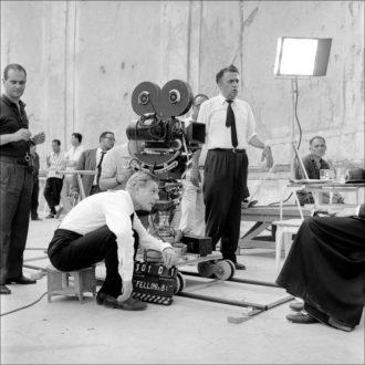 Mostre: '8 E 1/2' Di Fellini Nelle Foto Di Ronald