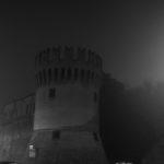 """La Rocca di Lugo (Lorenzo Tugnoli, dalla serie """"La notte e lo zen"""", nell'ambito del progetto Lugo Land 2009, a cura di Luca Nostri)"""
