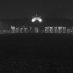 """Il Pavaglione (Lorenzo Tugnoli, dalla serie """"La notte e lo zen"""", nell'ambito del progetto Lugo Land 2009, a cura di Luca Nostri)"""