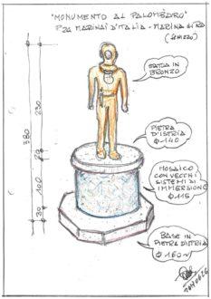 20170626 Schizzo Monumento Palombaro