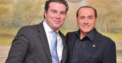 Alberto Ancarani Silvio Berlusconi
