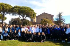 Foto Di Gruppo Delle Partecipanti Alla Ravenna Women Cup Del 2018