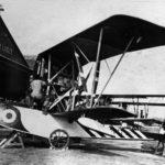Idro Macchi M.5 Presso Hangar