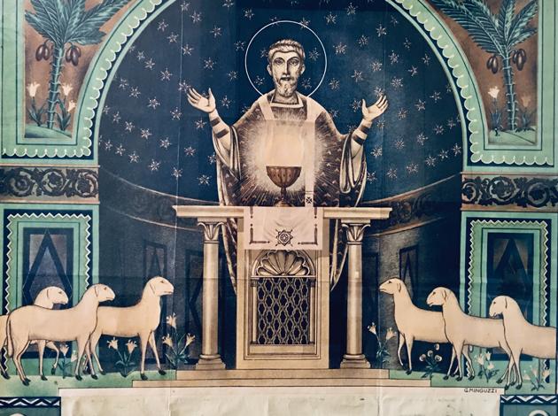 Manifesto Congresso Eucaristico