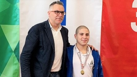 Massimo Resta Oro A Roma 07 04 2019
