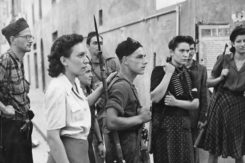 Partigiani E Partigiane Italiane