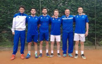 Tennis Club Faenza Serie C Masdchile 2019 Squadra A