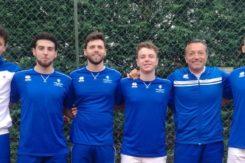 Tennis Club Faenza Serie C Masdchile 2019 Squadra A Vetri