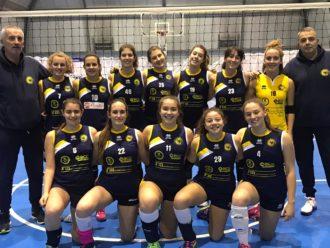 Volley Mattei Under 18 Stagione 2018 19