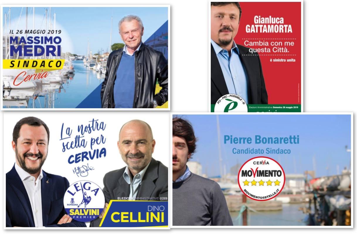 Candidati Cervia