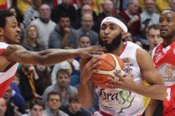 RAVENNA 14/04/2019. LNP Serie A2 Ventinovesima Giornata. OraSì Basket Ravenna Bakery Piacenza
