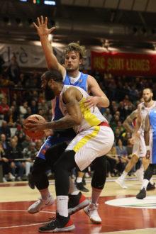 RAVENNA 7/04/2019. LNP Serie A2 Ventottesima Giornata. OraSì Basket Ravenna De Longhi Treviso.