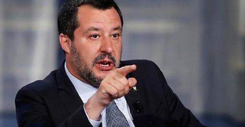 1553269021741.jpg Matteo Salvini Clamoroso Faccia A Faccia Chi Si Trovera Davanti Da Maurizio Costanzo