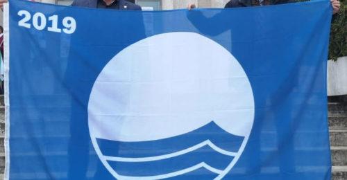Bandiera Blu 2019 Consegna A Cervia