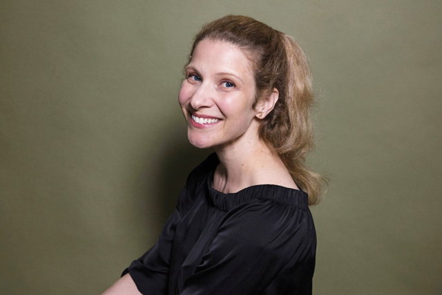 Lisa Hallyday Ritratto