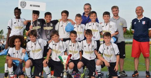 Stuoie Kids 03 CESENA Campione 2018
