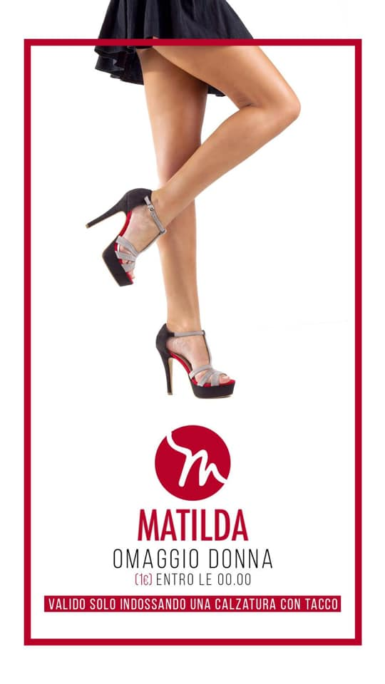 Calzatura Tacco Matilda