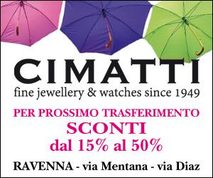 CIMATTI GIOIELLERIA – HOME MRT 11 – 17 07 19