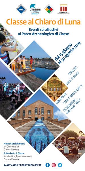 RAVENNANTICA – PARCO ARCHEOLOGICO HP 20 06 – 20 08 19