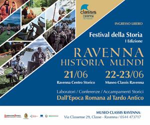 RAVENNANTICA – HISTORIA MUNDI MRT 18 06 – 23 06 19