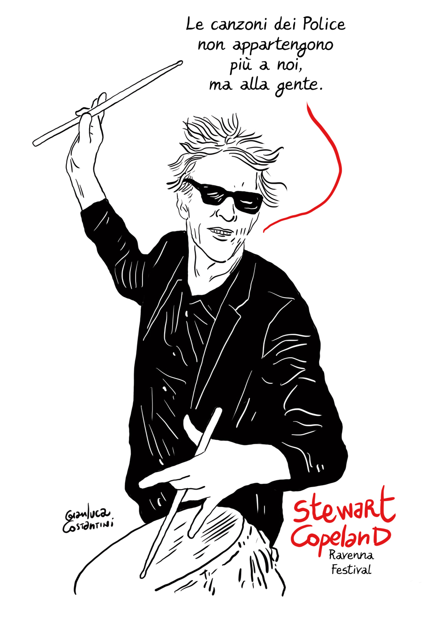 Stewart Copeland Costantini