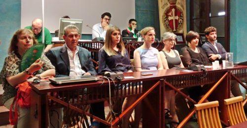 La giunta comunale di Lugo
