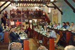 Il consiglio comunale di Lugo