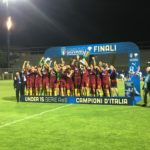 Roma Campione Under 15