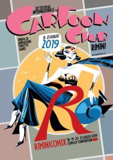 Cartoon Club 2019 Manifesto Di Antonio Lapone