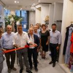 Inaugurazione Di Liverani Boutique
