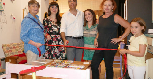 Inaugurazione Di Pop Up Store