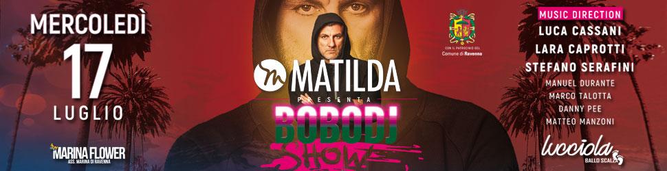 MATILDA – BOBO VIERI DJ HOME BILLB TOP 08 – 17 07 19