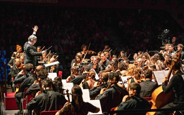 Muti Concerto Amicizia 2019