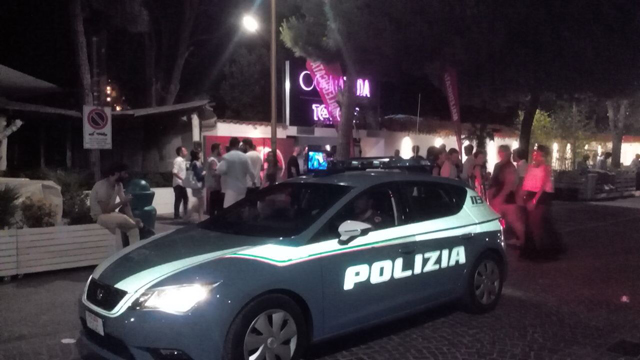 Polizia Controlli Notturni