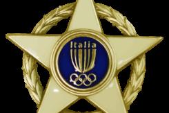 Stella Oro Merito Sportivo CONI
