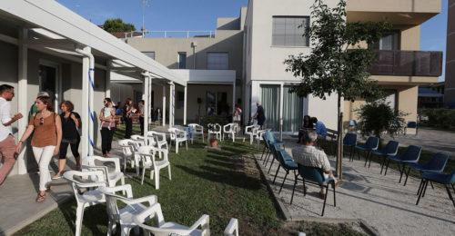Inaugurazione Villa Fabbri Giardino