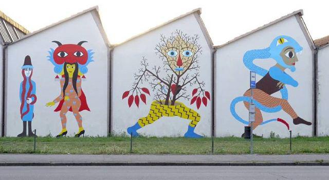 Murales Cotignola