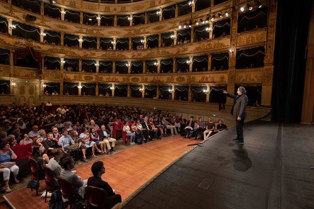 Muti Academy 2019 Teatro
