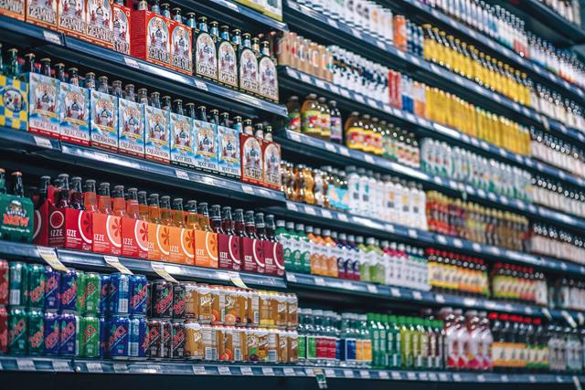 Sacaffale Supermercato