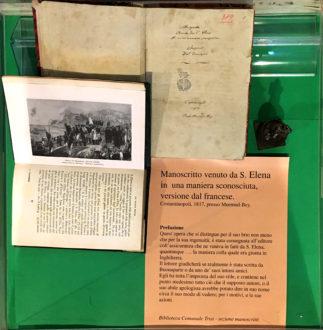 manoscritto napoleone lugo