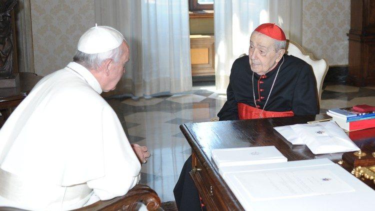 Cardinale Silvestrini