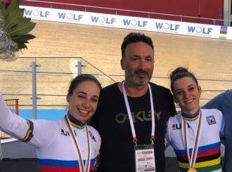 Collinelli Con Papa E Gasparrini Mondiale