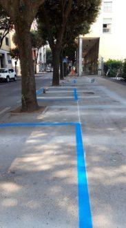 Parcheggi Via De Gasperi