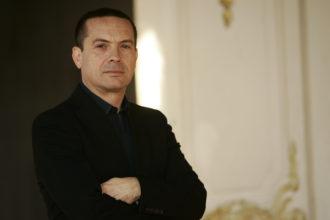 LE CHEF D'ORCHESTRE PAOLO OLMI