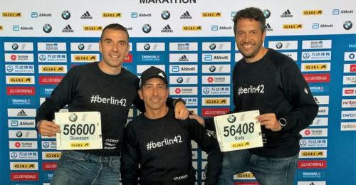 Maratona Berlino